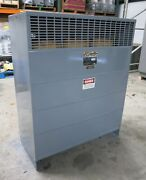 Federal Pacific 175 Kva 460 To 460y/266 V Fh175cfmd 3ph Isolation Transformer