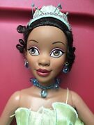 Tonner Disney 15 Princess Tiana Complete Dressed Le 1000 Doll No Box No Stand