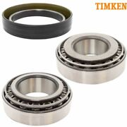 Timken Set406 Set413 10p35000 Ff Steering Axle Inner And Outer Bearing And Seal Kit