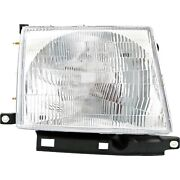 Headlight For 98-2000 Toyota Tacoma Sr5 Dlx Limited Pre Runner Right With Bulb