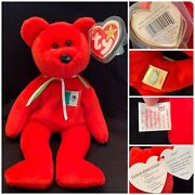 Osito Beanie Baby Rare Collectible And Retired