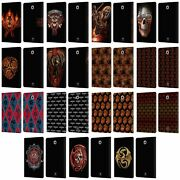 Official Anne Stokes Fire Tribal Leather Book Case For Samsung Galaxy Tablets