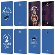 Official Wwe Charlotte Flair Leather Book Case For Samsung Galaxy Tablets