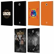Official Wwe The Usos Leather Book Wallet Case For Samsung Galaxy Tablets