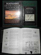 Rare Postmarks Of The Cape Of Good Hope 1984 And Supplement 1988 By Goldblatt
