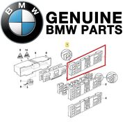 Automatic Air Conditioning Control 64116901307 Genuine For Bmw E38 740i 740il