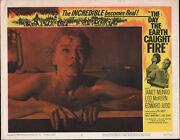 The Day The Earth Caught Fire Orig1962 Lobby Card Janet Munro 11x14 Movie Poster