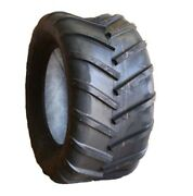 Two 2 23x10.50-12 Cheng Shin Super Lug Garden Tractor Pulling Puller Tires