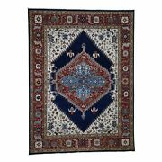 9and039x12and0392 Hand-knotted Peshawar Heris With Bookshaish Motifs Oriental Rug R43469