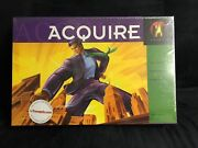 Acquire 1999 Avalon Hill Board Game By Hasbro Unplayed Mint Rare Factory Seal