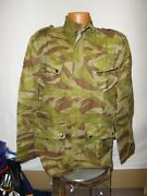 E1996-42 French Indochina Paratrooper Jump Jacket Lizard Camouflage Size 42 W11f