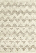 10x13 Karastan Ivory Striped Rows Faded Area Rug Rg954 266 - Aprx 10and039 6 X13and039 2