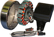 Cycle Electric Alternator Kit - 60 Series 38 Amp - Ce-60a