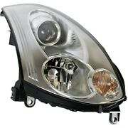 Headlight For 2006-2007 Infiniti G35 Coupe Right Hid With Bulb And Ballast