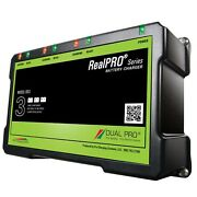 Dpcrs3 Dual Pro Rs3 Battery Charger 3 Bank 18 Amps
