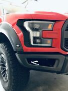 2017 New Ford Raptor F-150 Headlight Accent Stickers Decals 3m Vinyl Graphics