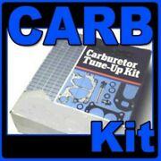Carburetor Kit Chev 6 195767 Rochester 1bbl Factory Fresh Clean Your Carb