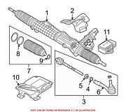 For Bmw Genuine Rack And Pinion Assembly 32106795340