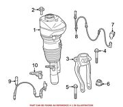 For Bmw Genuine Shock Absorber Front Right 37106877560