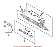 For Bmw Genuine Rack And Pinion Assembly 32103444366