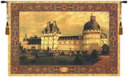 Chateau Valencay I Vintage Woven Home Decor Wall Art Hanging Tapestry