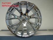 Fits 20 Hellcat Chrome Az850 Tires Wheels Rims Package For Charger Challenger