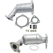 Evan Fischer Catalytic Converter Kit For 2003-07 Nissan Murano Federal Emissions