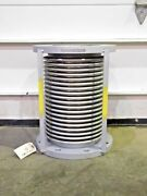 Rx-4366 New Microflex Ss Expansion Joint Inlet Extension. 8 Inner Inlet 173141