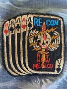 Theater Made Vietnam Special Forces Macv Sog Airborne Rt New Mexico Recon Patch