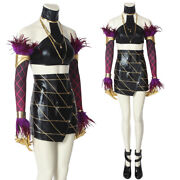 League Of Legends Lol Kda Evelynn Cosplay Costume Game Outfits Sexy Costume