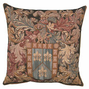 Armoires Au Heaume Crest French Woven Tapestry Cushion Pillow Covers New