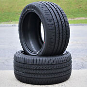 2 Atlas Tire Force Uhp 275/40r17 98w A/s High Performance