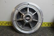 Oem Ford Single 15 Hub Cap Wheel Cover 662 C9my1130a 1969 Mercury Marauder669