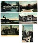 A0995 6 1900and039s Milwaukee Wisconsin Postcards