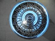 1983 83 1984 84 Ford Mustang And Fairmont 14 Wire Wheel Cover