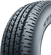4 Tires Triangle Tr653 St 235/80r16 Load F 12 Ply Trailer