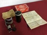 Nos Mallory Master Ignition Coil 6v Ford Dodge Chevy