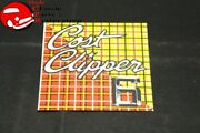 52 53 55 56 Ford Truck Cost Clipper 6 Valve Cover Decal