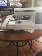 Viking Husgvarna Computerizrd Embroidery Machine. Only Used Couple Times.