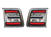 Left And Right Inner Genuine Tail Brake Lights Trunk Lamps Pair Set For Gmc Acadia