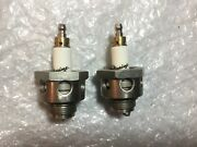 Air Cooled Hit Miss Spark Plugs Stationary Engine Early Auto And Motorcycle 7/8