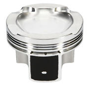 Je Piston Set 338097 84.50mm Bore Dish 4v For 2009-up Bmw 3.0l 6cyl N55b30