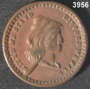 United We Stand Broas Brothers Ny Civil War Token 3956