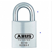 Abus Padlock With Schlage Everest Primus High Security Cylinder