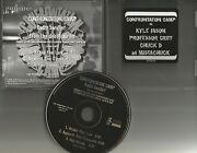 Chuck D And Professor Griff Confrontation Camp 3trx W/ Clean Edits Promo Cd Single