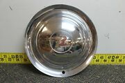 Oem Amc Single 15 Hub Cap Wheel Cover Nhr 52-55 Wc 1952-55 Nash Rambler 1004