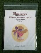 The Silver Needle Secret Needle Night Easter Finery Counted Cross Stitch Kit
