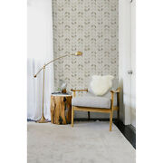 Gold Vectors Removable Wallpaper White Mural Self Adhesive Peel And Stick