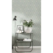 Geometric Vintage Removable Wallpaper Wall Art Wall Covering Repositionable