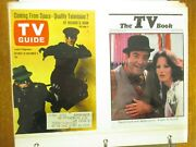 Tv Guide/weekly Magazine Album-160 Pagesthe Green Hornet/the Monkees/emergency